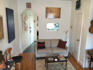 Art Dealer's One of a Kind Williamsburg Apartment
