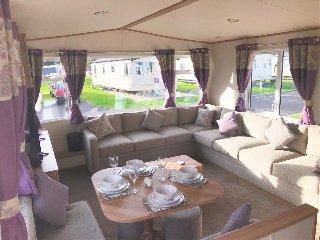 Luxury 8 Berth Caravan