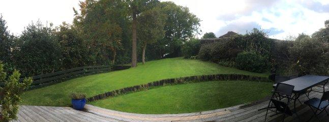Pleasant Hill garden view from Kitchen (Sept17)