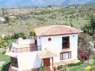 Cabaña en Villa de Leyva 'La Madriguera'