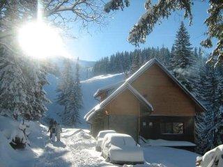 Planinska kuća Ogorjelica