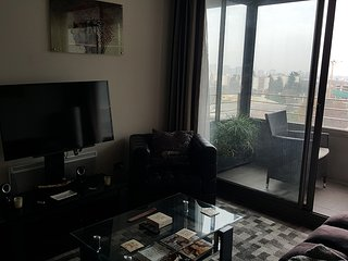 Full apartment in nice neighborhood of La Reina in Santiago of Chile.