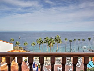 New! Quiet 1BR Avalon Townhouse Villa w/Ocean View