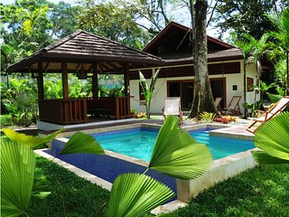 BODHI HOUSE. Tropical balinese style house