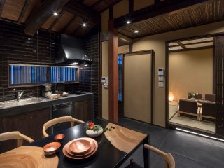 NEW!! Cozy & Stylish x FREE WiFi x 1STN from Kyoto STN, 10min walk GOJO STN