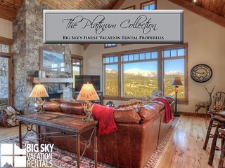 Big Sky Moonlight Basin | Cowboy Heaven Luxury Suite 6D