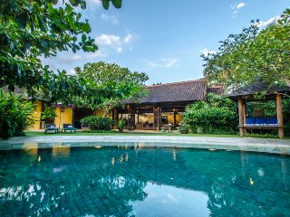 Charming 1 Cottage Style 2 Bedroom Villa, Umalas;