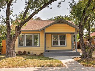 New! Updated 3BR San Antonio House near Downtown!