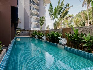 Studio Partial Seaview unit 61 in Karon