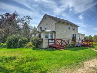 NEW! 3BR Guys Mills House on 2.8 Acres of Land!