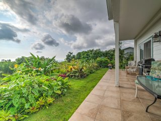 NEW! Kailua-Kona Studio Apt w/ Splendid Ocean Views