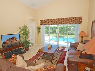 16623FM. Lovely 3 Bed 2 Bath Pool Home with Games Room