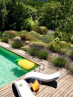Pool Area / Garden