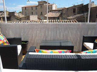 Charming town house in Pezenas with lovely roof terrace