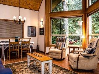 Glacier White Villa, Mt Baker, Bellingham