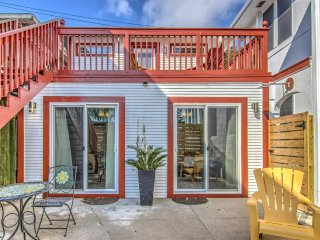 Susie's Space - Sleeps 6 - 3 Blocks From Pleasure Pier