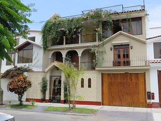 Apartment in gated community in Chorrillos