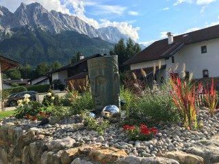 Ferienhaus Alpenperle - Ferienhaus unter der Zugspitze
