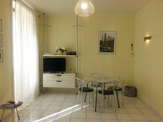Appartement agréable en toute saison à 2 pas du port de Nice - 4 pers
