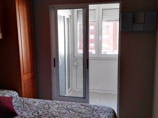 Precioso apartamento con garaje por el Corte Ingles y Plaza de toros