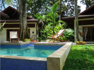NIRVANA & BODHI HOUSE. Tropical balinese style houses