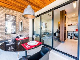 Sofisticado apto no melhor de Pinheiros - 70 m2
