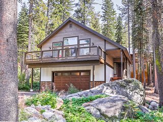 NEW! Majestic 3BR Soda Springs House w/Porch Views
