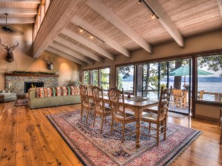 Lakefront Retreat in Carnelian Bay