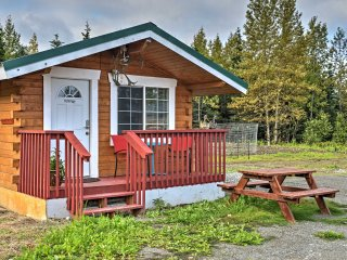 NEW! Quaint Ninilchik Studio Near Fishing & Hiking