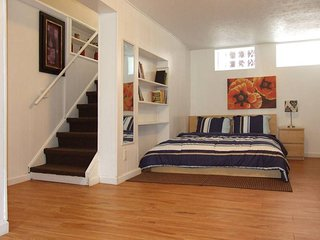 Cool Finished Basement Suite