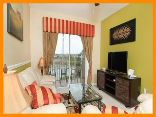 Windsor Hills Resort 224 - condo with shared pool and themed bedroom near Disney