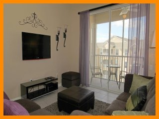Windsor Hills Resort 190 - Exclusive condo with communal pool near Disney