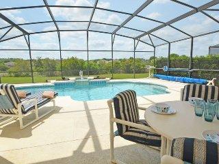 857KD. 5 Bedroom 4.5 Bath Pool In DAVENPORT FL.