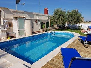 Familienfreundliches Ferienhaus mit Pool