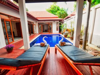Luxury 6 beds Villa private pool near best beach ★★★★★