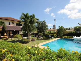 Luxury 4 Bedroom Private Pool Villa with amazing large landscaped gardens