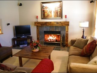Wood Fireplace | Heated Floors / 215069