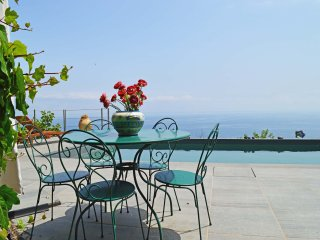 Beautiful and scenic sea view villa for rent in Acireale with swimming pool