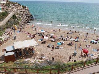 Apartamento a pie de playa Llenguadets
