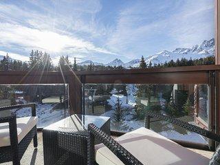 Appartement au pied des pistes du Jardin Alpin