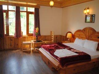 Deluxe Room at Princess Villa, Manali