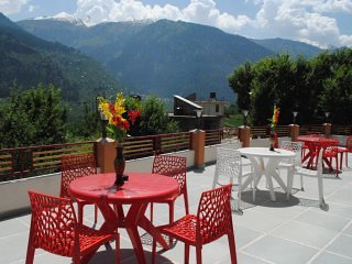 Duplex Room at Princess Villa, Manali