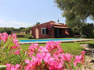 Villa con piscina nella Gallura