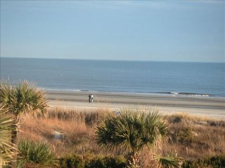 Watch the Sunrise Over the Ocean while Relaxing in Hilton Head Style