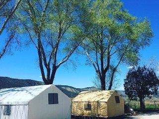 Ridgway Glamping Tent Getaway