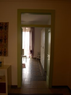 porta ingresso camera da letto
