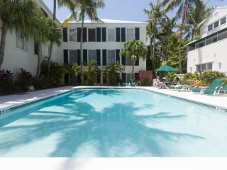 One of the Best View in Key West  at Truman Annex. Penthouse Condo Ocean View