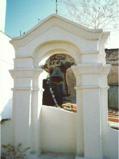 Campanile cappella gentilizia del 1700