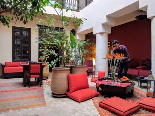 Relaxing Riad in the heart of Marrakech
