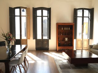 Fab restored 2BDR Apt105 Port Market Montevideo